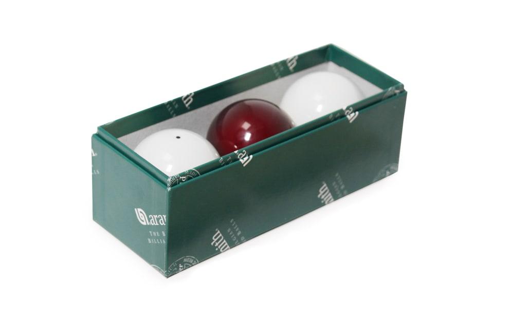Kegleball Tillbehörspaket (120mm Kägler)