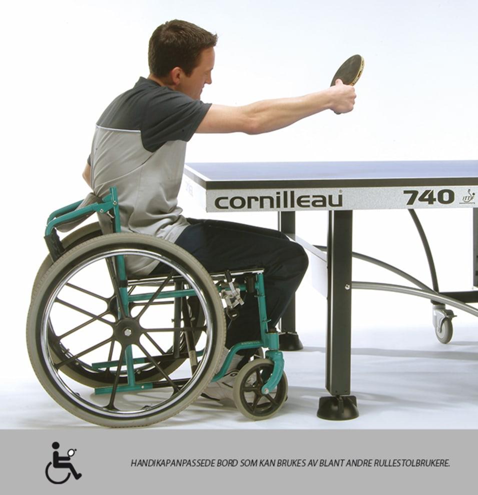 Cornilleau Competition 540 ITTF (Blå)