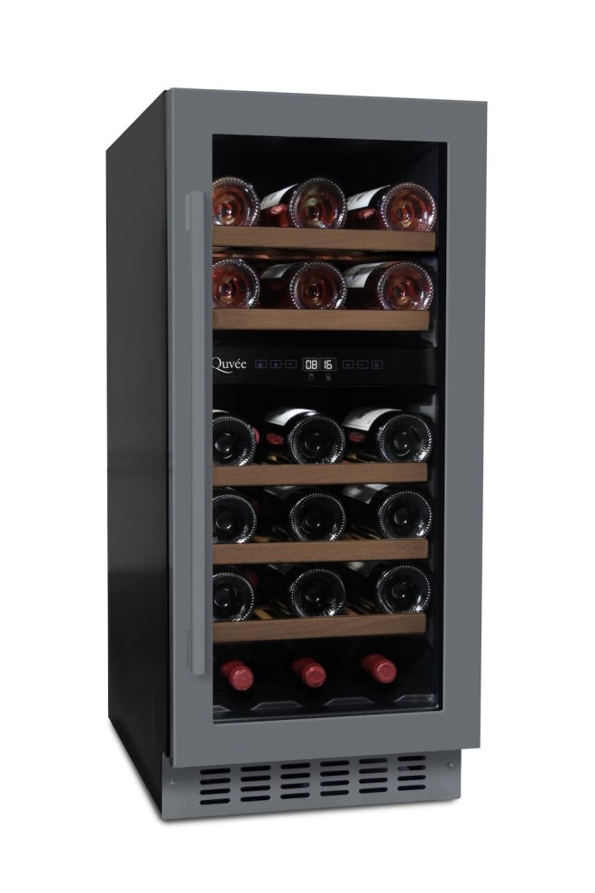 mQuvée Cave à vin encastrable - WineCave 700 40D Custom Made (L : 39,5 x H : 80/89 x P : 57 cm)