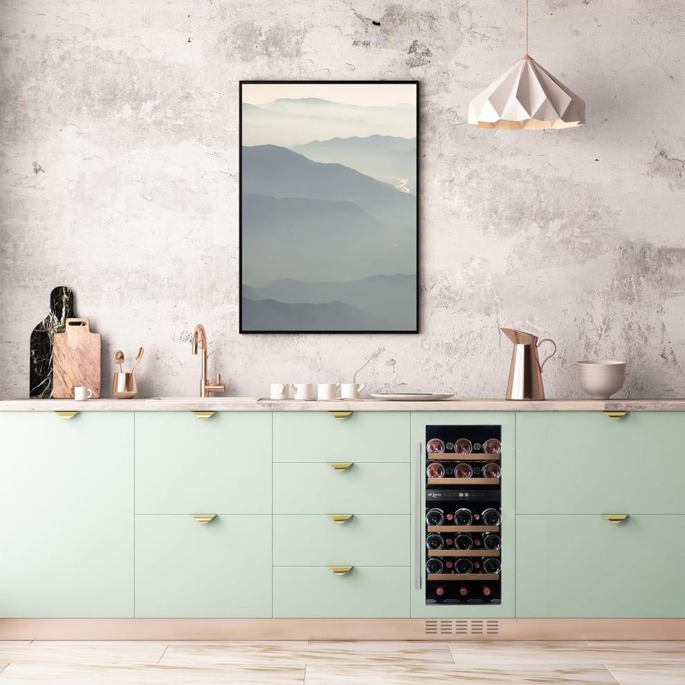Innbyggbart vinskap - WineCave 700 40D Custom Made