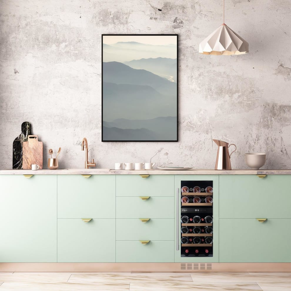 mQuvée innbyggbart vinskap - WineCave 700 40D Custom Made