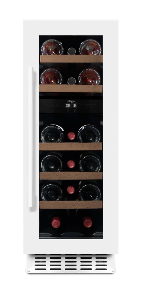 mQuvée Sisäänrakennettava viinikaappi – WineCave 30D Powder White