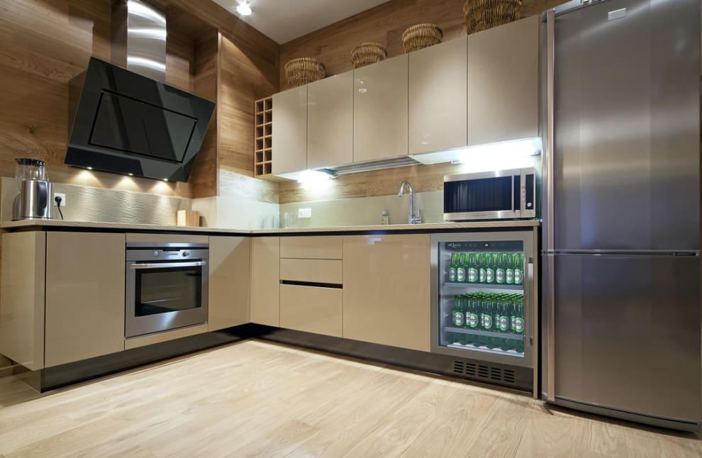 Ølkøleskab til indbygning - BeerServer 60 Stainless