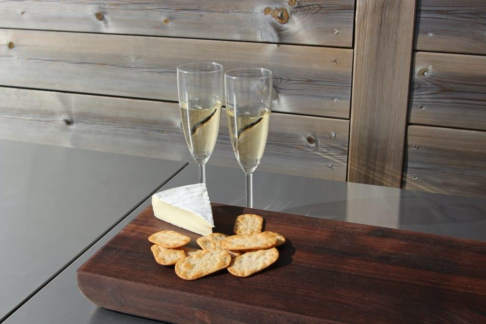 Plateau à fromage en Noyer (50 x 20 cm)