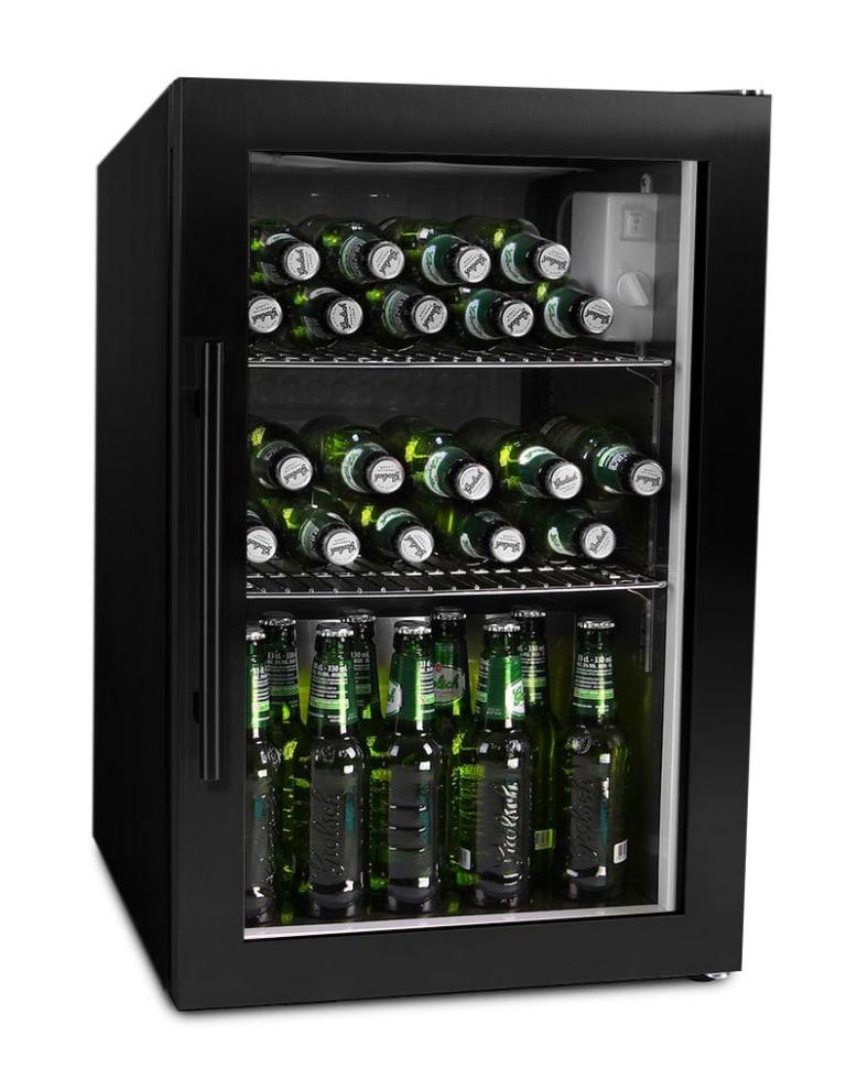 Cantinetta birra a libera installazione - 63 litri Nera