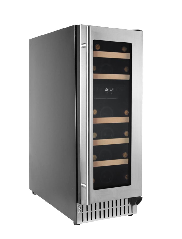 Built-in wine cooler - Scandinavian Collection 30 Stainless