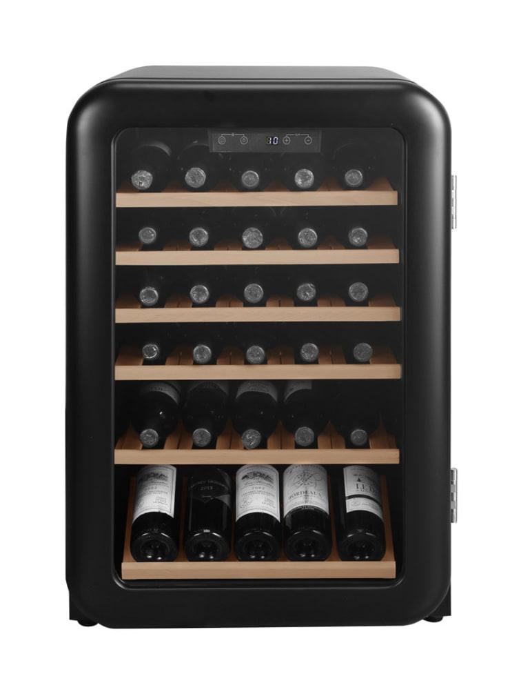 Cavin Free-standing wine cooler - Polar Collection 49 Retro