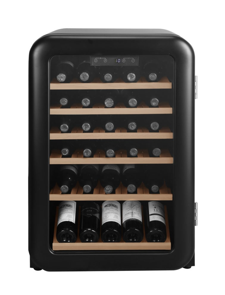 Fritstående vinkøleskab – Polar Collection 49 Retro