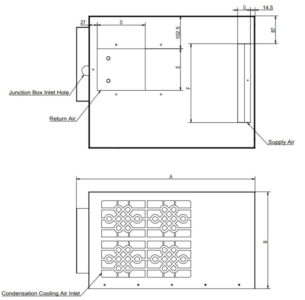 Equipo refrigerador para bodega mQuvée - WineCellar 2