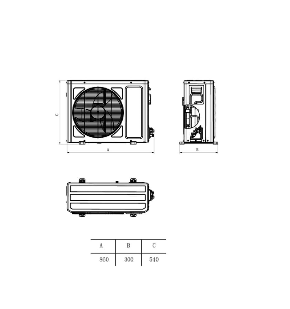 mQuvée Klimagerät für Weinkeller – WineCellar 60