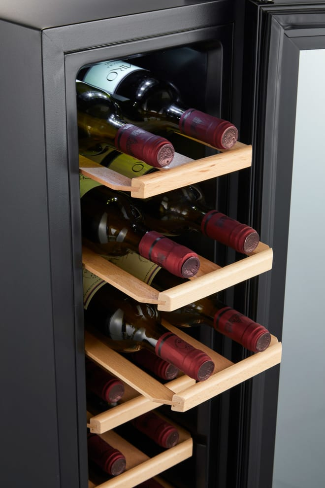 Cavin Cantinetta vino termoelettrica a libera installazione - Northern Collection 14 Black