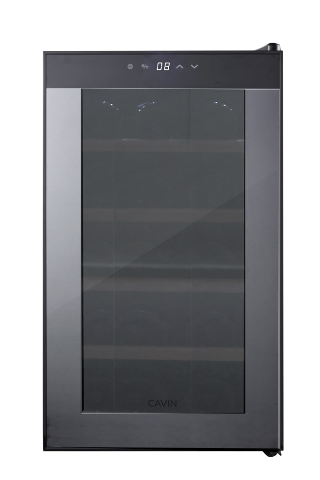 Cavin Free-standing wine cooler - Northern Collection 15 Black