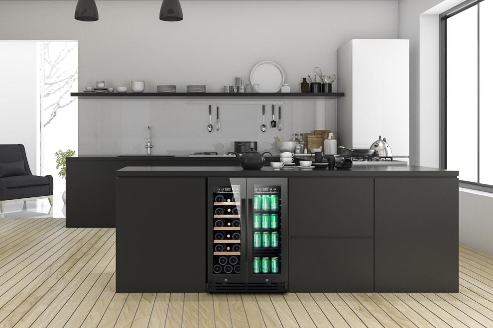 Cavin Built-in wine cooler - Scandinavian Collection 54