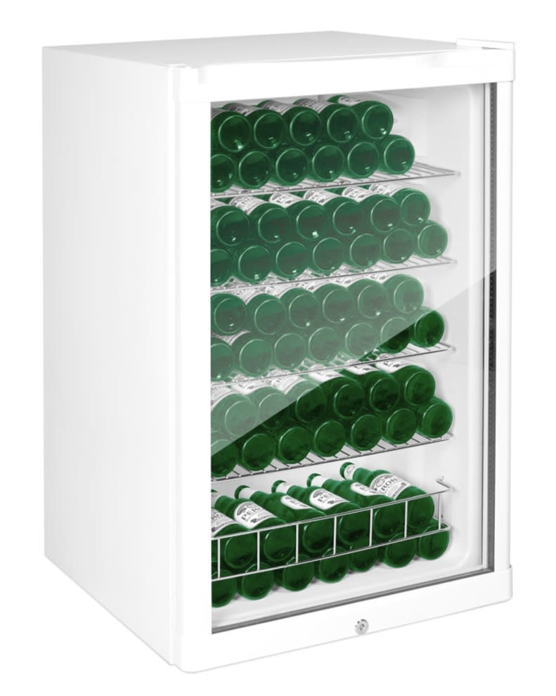 Cavin Free-standing beer cooler - Polar Collection 115L White