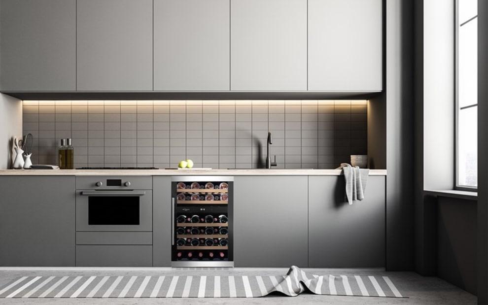 mQuvée innbyggbart vinskap - WineCave 700 50D Modern