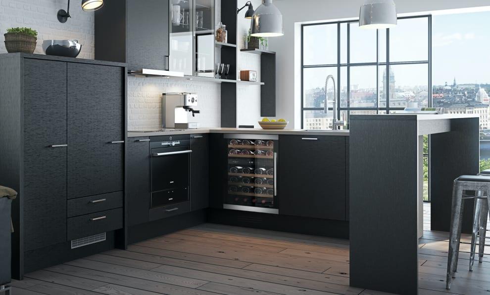 Inbyggbar vinkyl - WineCave 700 50D Modern