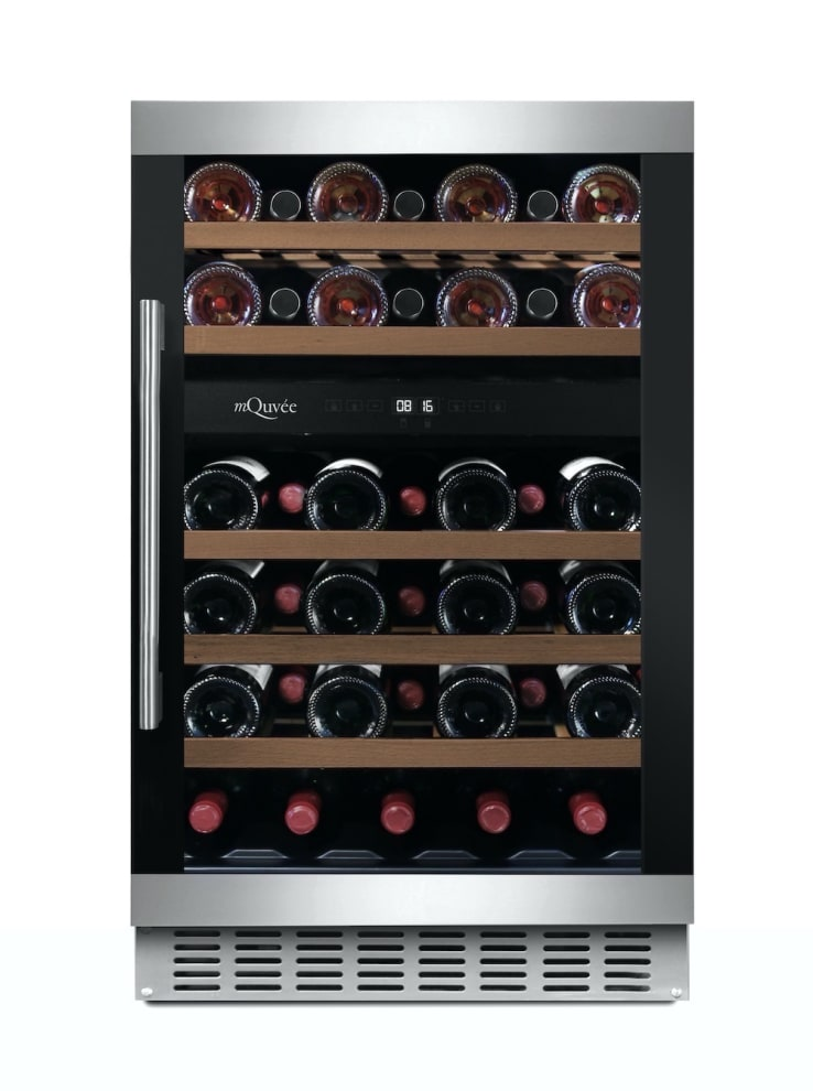mQuvée Sisäänrakennettava viinikaappi – WineCave 700 50D Modern