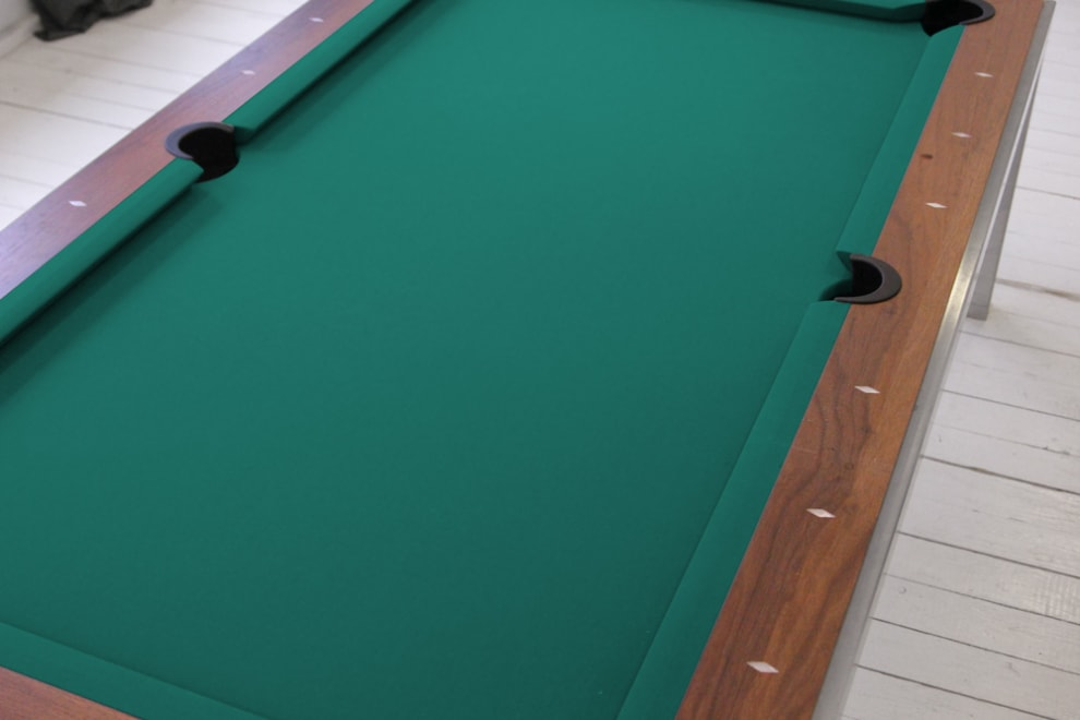 Billardbeklædning Mørkegrøn