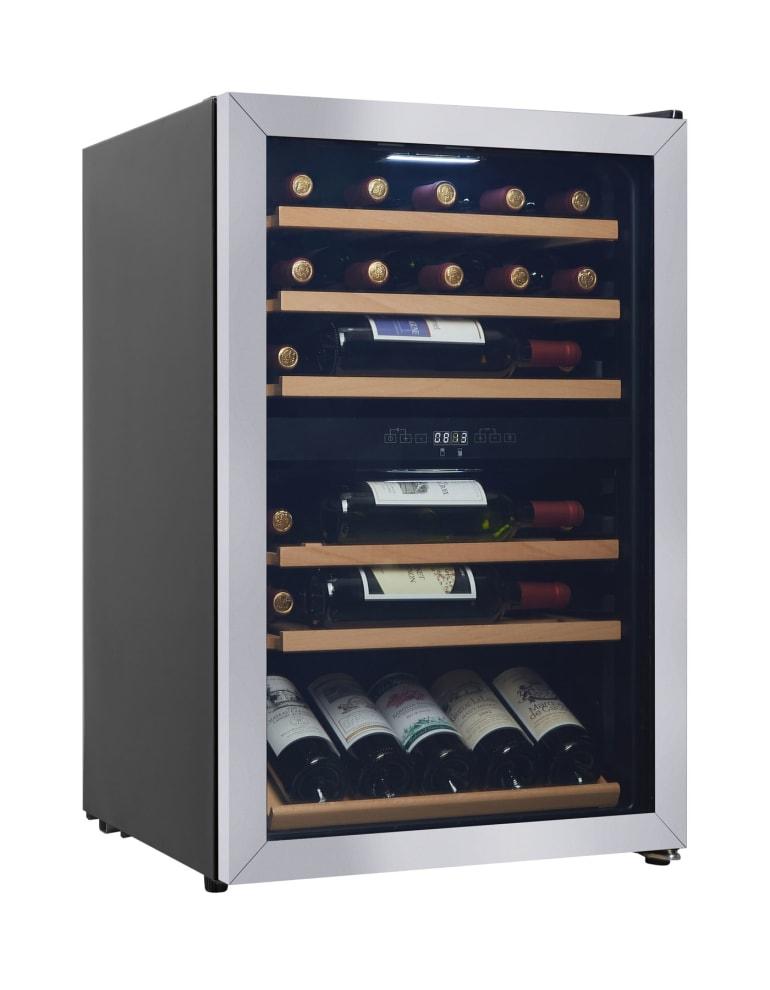 Freistehender Weinkühlschrank - Polar Collection 52