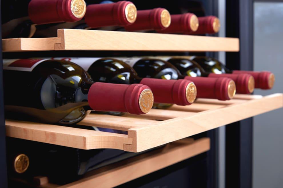 Cavin Vapaasti seisova viinikaappi - Polar Collection 52