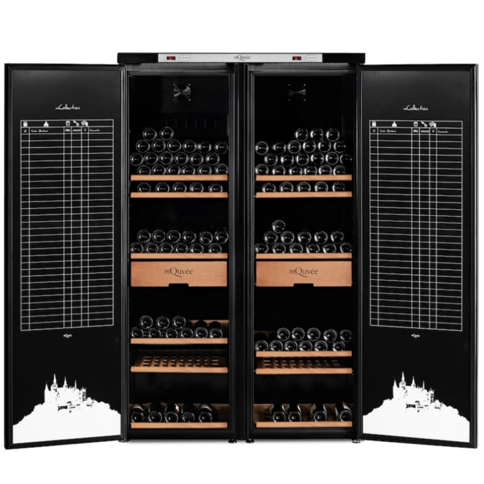 mQuvée wine cabinet - WineStore 1200