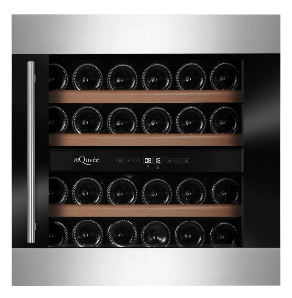 Integrérbart vinkøleskab - WineMaster 36D Modern