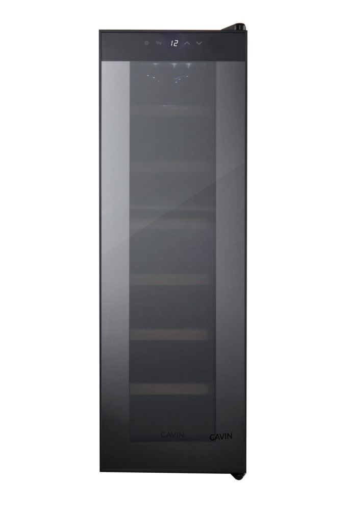 Fritstående termoelektrisk vinkøleskab - Northern Collection 14 Black