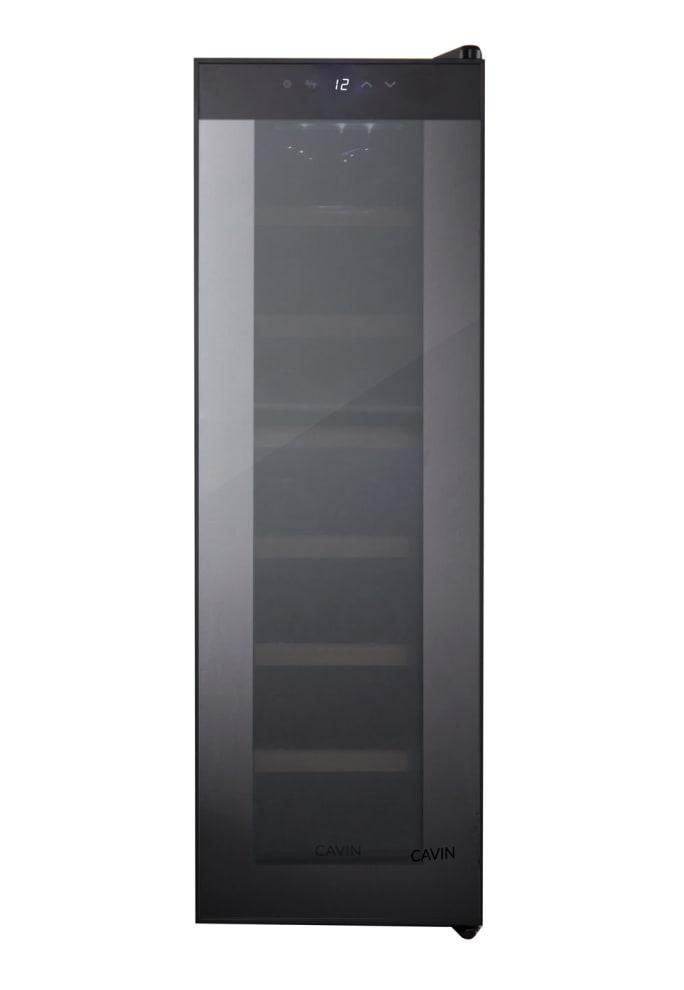 Frittstående termoelektrisk vinskap - Northern Collection 14 Black