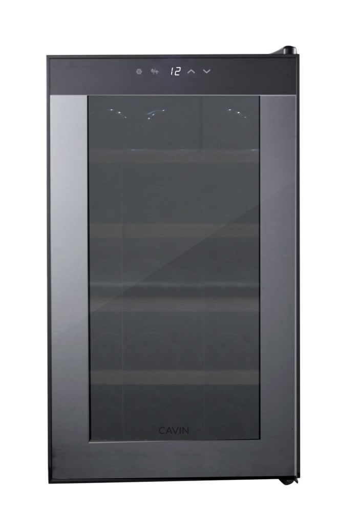 Free-standing wine cooler - Northern Collection 15 Black