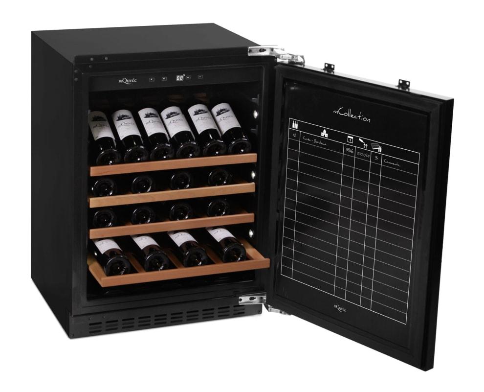 Helintegrerad vinkyl - WineStore 78