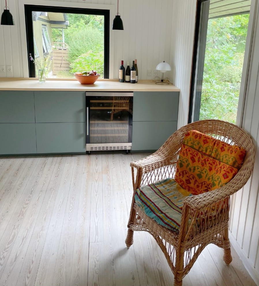 Vinkøleskab til indbygning - WineCave 60D Modern