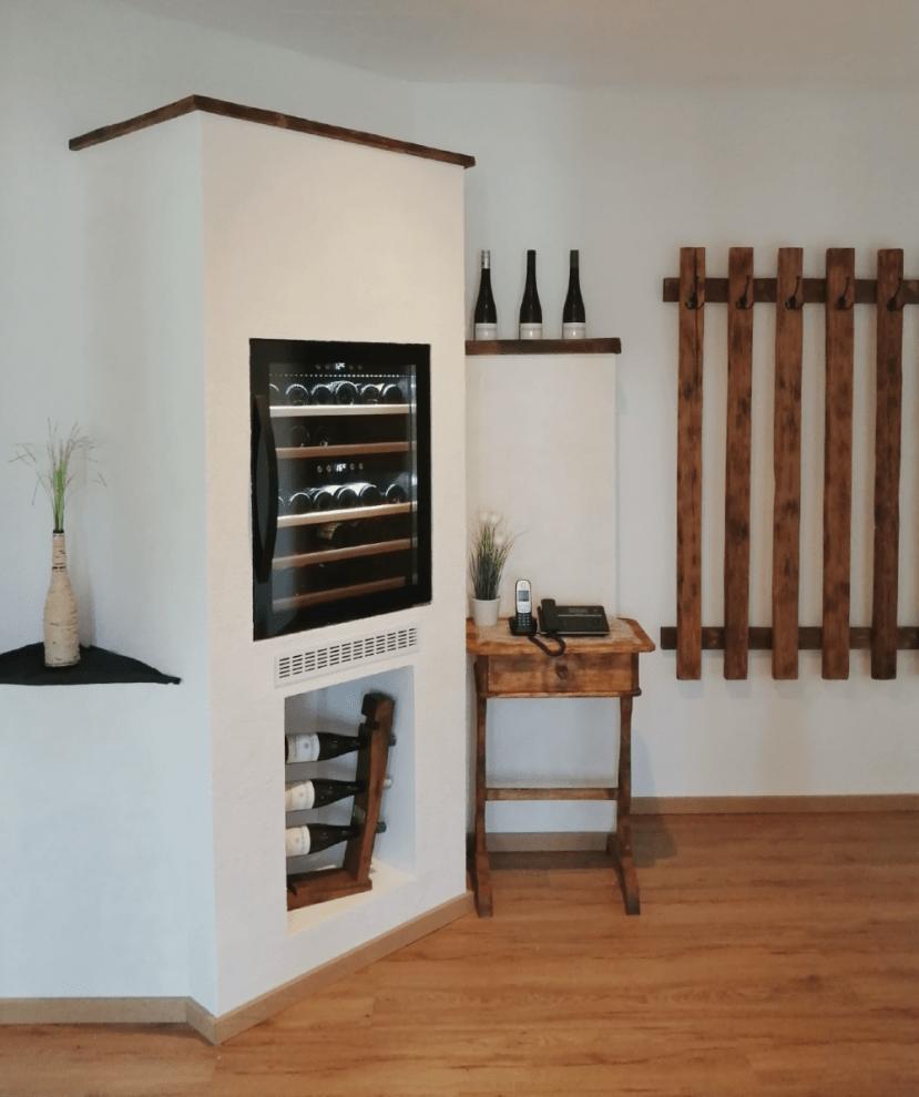 Vinoteca encastrable - Scandinavian Collection 40 Fullglass Black