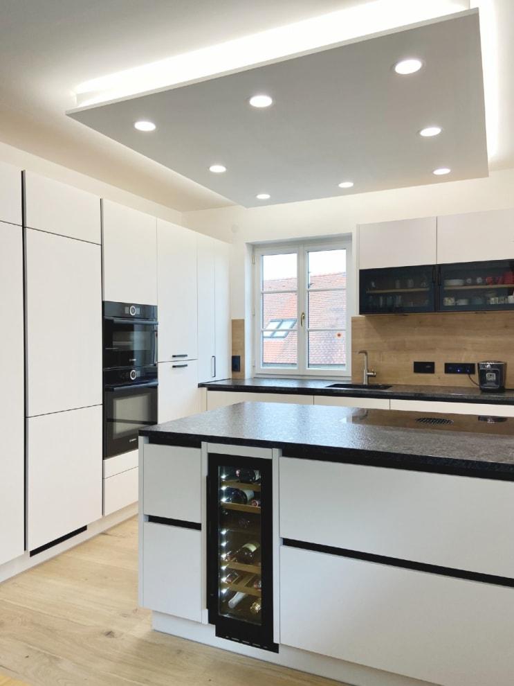 Vinkøleskab til indbygning - WineCave 700 30D Anthracite Black