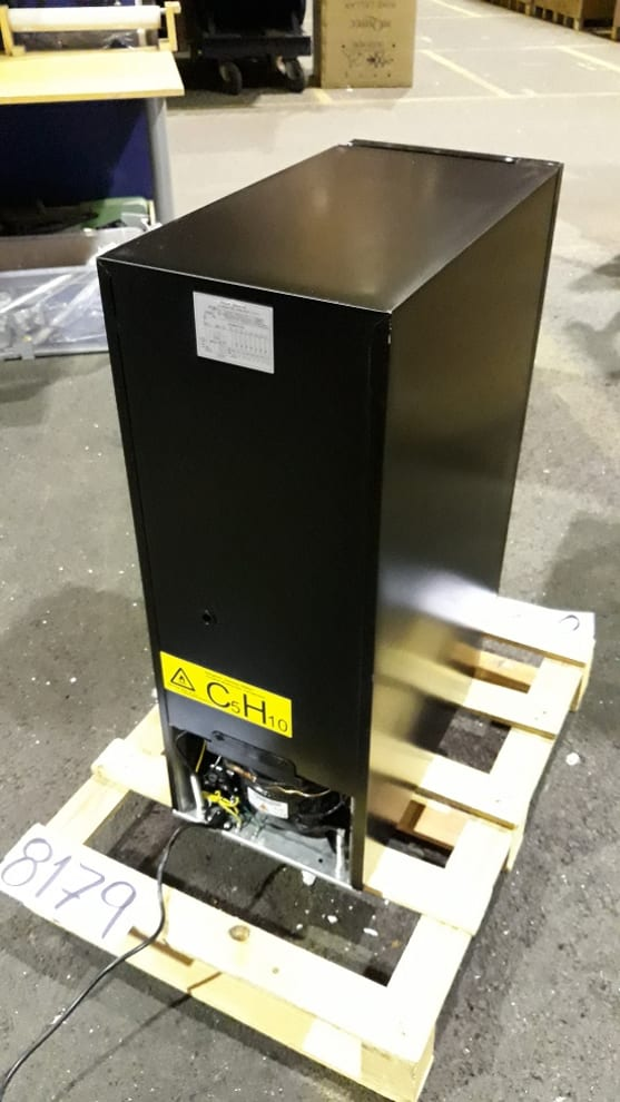 [B-stock] mQuvée Built-in wine cooler - WineCave 700 30D Stainless
