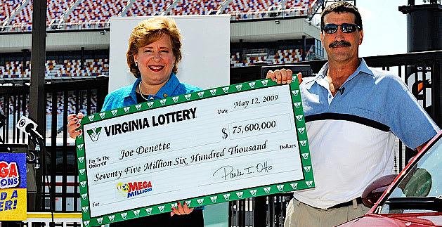 Loterie Joe Denette