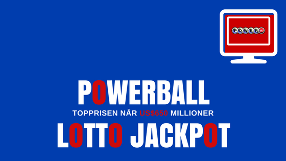 Powerball lotto jackpot august 22. 2017