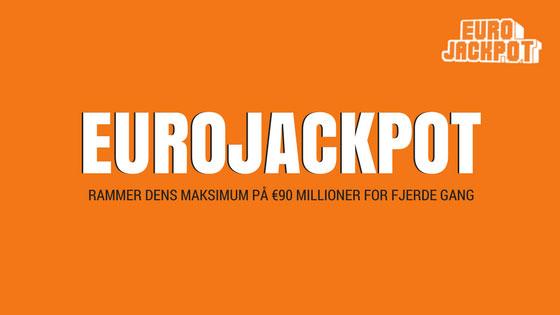 eurojackpot resultater dk