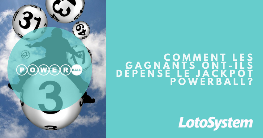 le plus gros jackpot Powerball loto
