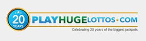 Play Huge Lottos PHL logo