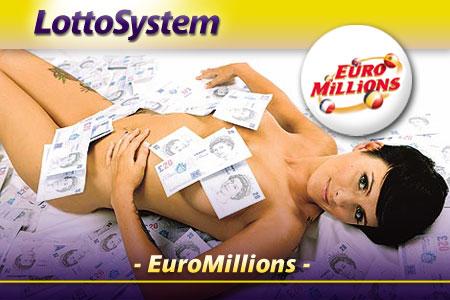 Euro Millions lotto online