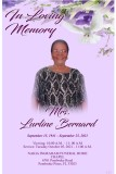 Lurline  Bernard