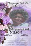 Elder Mother Janie Elizabeth Nelson