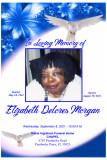 Elizabeth  Delores Morgan