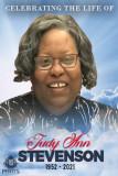 Judy Ann (White) Stevenson