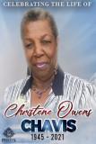 Christen Owens Chavis