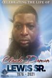 Claude Damon Lewis Sr.