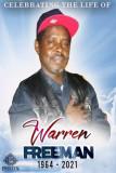 Warren  Freeman