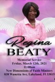 Regina   Beaty