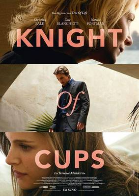 German poster for Knight of Cups