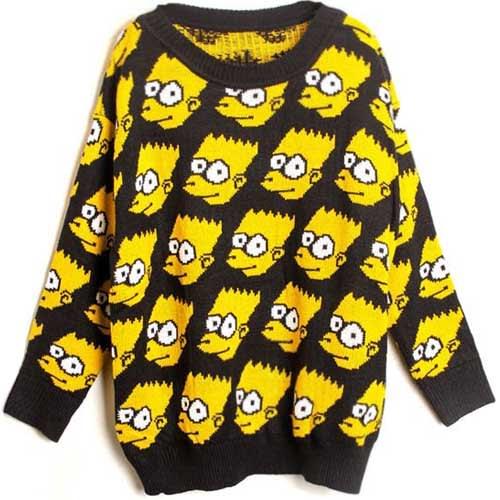 Olha isso? Onde se compra uma lã dessas por esse preço? (olhos brilhando)